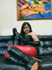 Foto zu Blogeintrag Who is Mistress Mikaela?